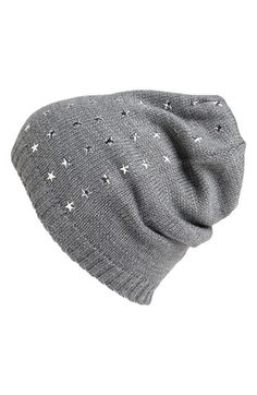 5d4599d3d02 San Diego Hat Star Studded Beanie (Girls) available at Nordstrom  18 Girl  Beanie