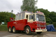 bartons recovery vehicle