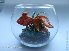 Quilled Goldfish