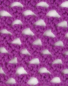 Lots of crochet how tos