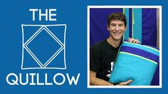 How to Make a Quillow (Pillow/Quilt)
