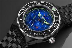 ARAGON Enforcer 9100 in Blue