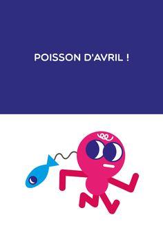 Restez vigilants !!!!     #MondayMotivation #PoissondAvril #Poisson