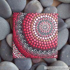 Peinture acrylique sur toile Conseil autochtone par RaechelSaunders