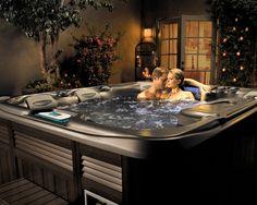 Ambiance romantique - Romantic mood Spa Sundance - Sundance Hot Tub
