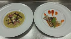 Fundraiser dishes