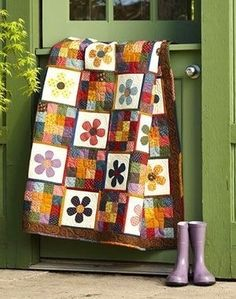 Waterwheel house quilts original