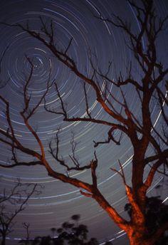 Fotografare la scia di stelle