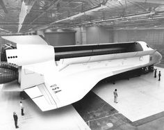 Downey plans to display the full-scale mock-up of the space shuttle, which Rockwell built in 1972 to pitch its design to NASA.