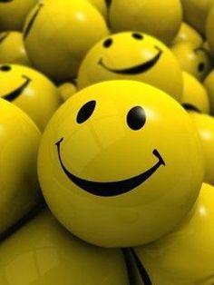 Amarillos sonrientes