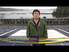 E38 T'Sou-ke First Nation: An unlikely solar hot spot in British Columbia. They installed 75 kilowatts of solar PV, 40 solar hotwater systems and found ways to save 70% on electricity – a wonderful initiative!