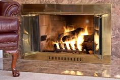 Cleaning Brass Fireplace Trim | Stretcher.com - When you want to make it shine