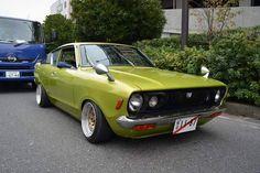1973 Datsun Sunny Excellent GX coupé B210 | Cool Cars ...