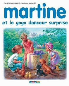 Martine et le gogo danceur surprise