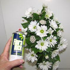 Daisy Wedding Bouquet Tutorial - Easy DIY Wedding Flowers