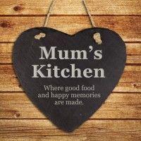 Personalised Mum's Kitchen Keepsake: Item number: 3453090273 Currency: GBP Price: GBP30.99