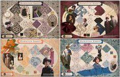 andover fabrics downton abbey - Google-Suche