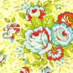 Heather Bailey Fabric-this is the bridesmaid dress material--LOVE!!!
