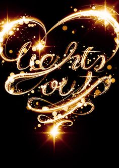 Create Light Painted Typography in Photoshop