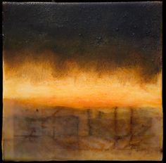 Rodney Thompson encaustic work