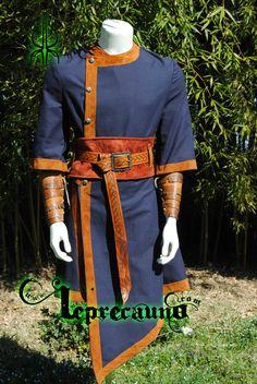 Skyrim style dress by *Kloor-a-Kawn on deviantART