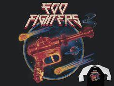 Foo Fighters Ray Gun