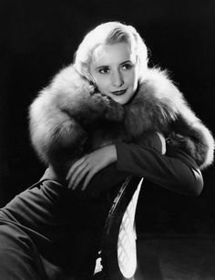 Barbara Stanwyck An actress that had amazing range, in drama she could make you cry (Stella Dallas) and comedy she would have you splitting your side with laughter Lady Eve or my favorite Ball of Fire w/Gary Cooper..