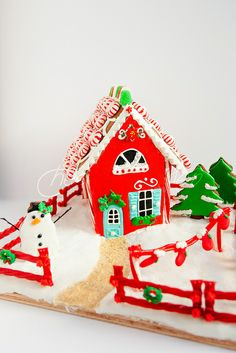 © Gingerbread House | Flickr - Photo Sharing!