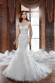 oh my, oh my, oh my! Sophia Tolli Wedding Dresses with Classic Designs
