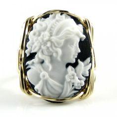 Portrait ring ($56.98)