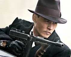Public Enemies. A movie with both Johnny Depp and Christian Bale, as good as it gets!