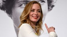 """""""Tell It Like It Is"""" Talk Show: Emily Blunt Criticizes Cannes For Banning Flats on..."""
