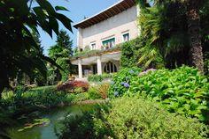 Characteristic villa of '50