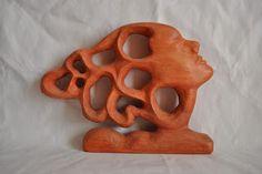 Il legno di Carmen: Scultura :    Figure femminili