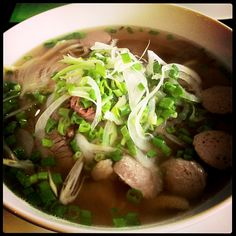 Pho! Food for the soul!!