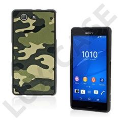 Westergaard Sony Xperia Z3 Compact Skal - Camouflage Mönster