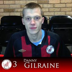 Danny Gilraine