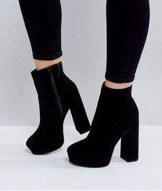 9abbf8d74ac Three Comfortable and Fashionable Black Boots That I Couldn't Take off This  Winter #