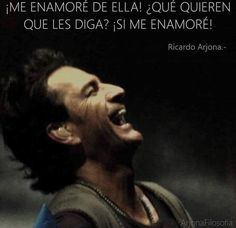 Latin Music, Song Lyrics, Che Guevara, Songs, Quotes, Color, Ricardo Arjona, Thoughts, Love Cards