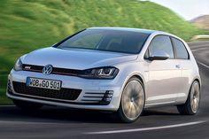 Новый Volkswagen Golf GTI VII 2014 года