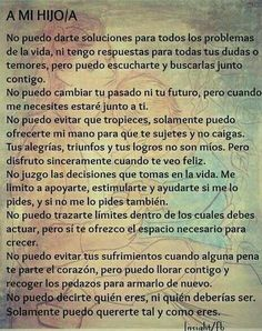 Mother Quotes : Illustration Description A mis hijas que las amó Mom Quotes From Daughter, To My Daughter, Daughters, Love Quotes, Inspirational Quotes, Motivational, Quotes En Espanol, Pin On, Love Phrases