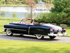 1952 Cadillac Sixty-Two Convertible (6267X)