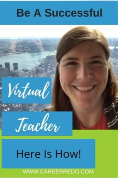 Discover the true meaning of virtual teaching with your own Mentor, Emily, as your guide. Her experience shows.  #virtualteaching #teacher #careerchange #careerchangeideas Career Change At 30, Career Change For Teachers, Midlife Career Change, New Career, Career Advice, Veteran Jobs, Career Fields, Common Core Curriculum, Instructional Coaching