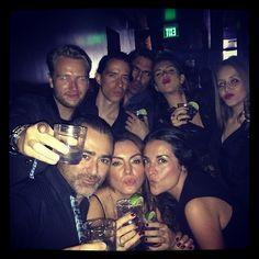 #shamballateam #shamballajewels #drinks #fun #COTA Austin #GP #party #love all @mLong!!!!!!!@m@