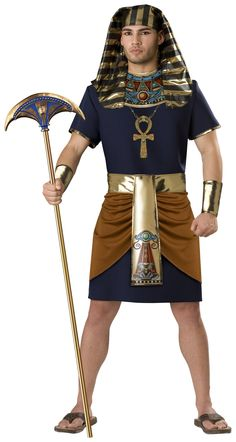 Egyptian Man Adult Costume from BuyCostumes.com