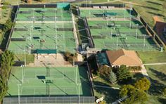 KickingBird Tennis Center is conveniently located off of Danforth and Byrant in the heart of Edmond, with 11 outdoor courts including a stadium court with seating, 3 indoor courts, as well as a Pro Shop and Adult and Youth Tennis Programs it has everything you'd except to find in a country club.