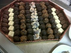 Handmade Chocolate Box, Truffles, Molded Chocolates & Nut Clusters