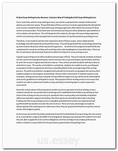 Costco Essay Ivy League Writing The Perfect Essay Persuasive