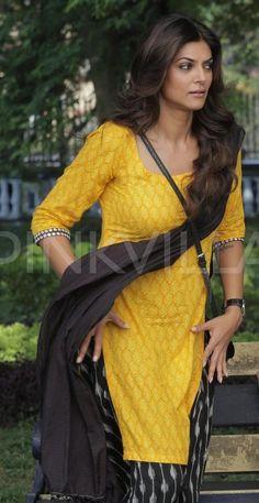 Sushmita Sen shoots in Kolkata | PINKVILLA