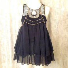 """Spotted while shopping on Poshmark: """"Baby doll top""""! #poshmark #fashion #shopping #style #Tops"""
